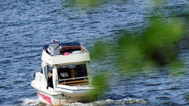 Eigentlich hübsch anzuschauen. Doch viele Boote auf dem Wannsee verschmutzen das Wasser ...