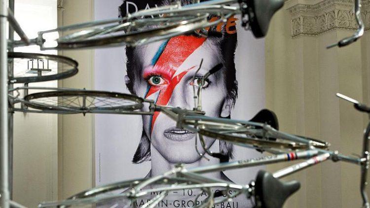 Verlängert bis zum 24. August: Die Bowie-Ausstellung im Martin-Gropius-Bau.