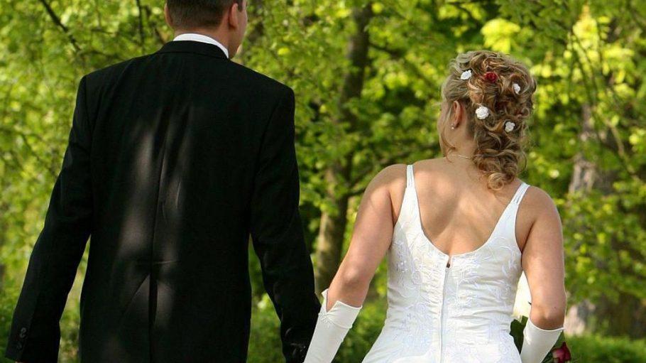 An Schnapszahl-Tagen wie dem 15.5.2015 wird auch in Berlin gerne geheiratet.