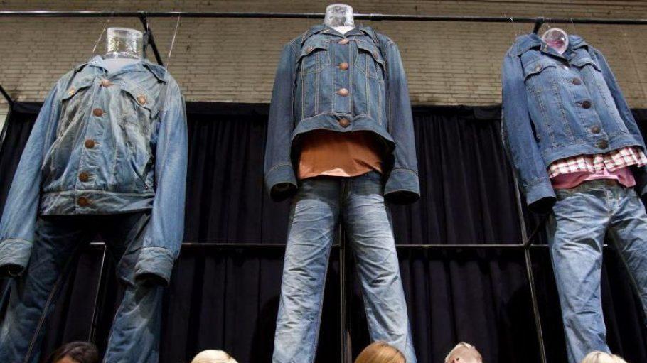 Jede Menge Jeans gab es auch schon im Januar diesen Jahres auf der Bread & Butter zu sehen.