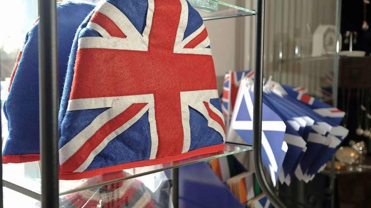 """Brits and fans of British products instantly feel at home in """"Broken English""""."""