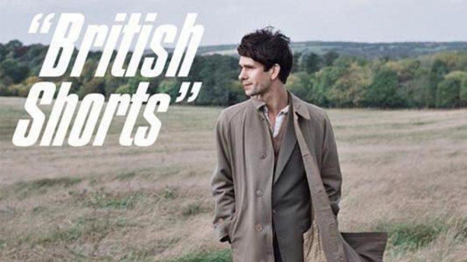 """Typisch britisches Drama auf dem Kurzfilmfestival: In """"The Muse"""" verliert ein Künstler (Ben Whishaw) seine Muse."""
