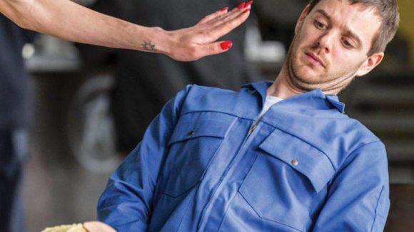 """Mike Skinner von """"The Streets"""" in einer doppelten Premiere als Schauspieler und Regisseur in """"Spoiler Alert""""."""