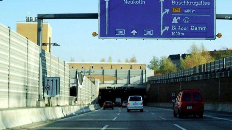 Am Tunnelschlund gen Osten gibt es selten Probleme, ganz anders sieht es in Gegenrichtung aus.