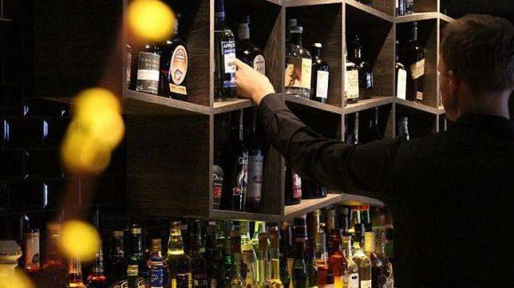 Hier ist das Cocktail-Mixen eine Wissenschaft für sich.