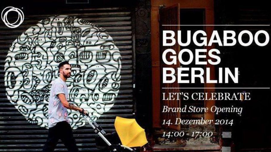 Was wäre Berlin ohne den Bugaboo? Der beliebte Kinderwagen bekommt in Mitte eine neue Heimat, im weltweit zweiten Brand Store.