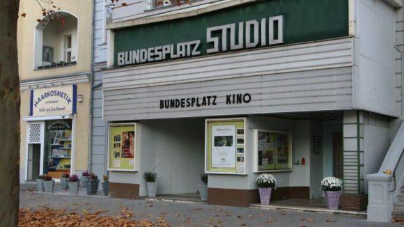 Echtes Kiez-Kino am Bundesplatz in Wilmersdorf.