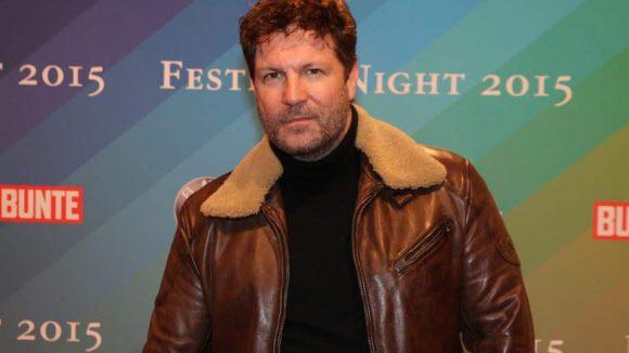 Männlichster Look des Abends: Schauspieler Francis Fulton-Smith.