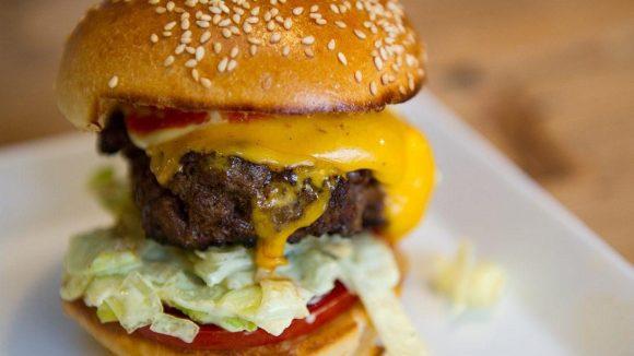Die Burger wachsen, die Branche auch.