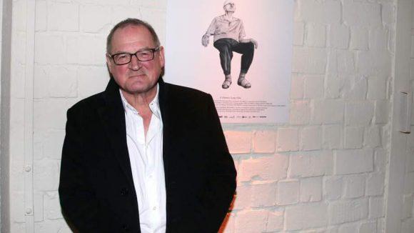 Theaterregisseur, Schauspieler und Sänger Burkhard Klaußner ist als Vorstand der Deutschen Filmakademie schon ein alter Hase in der Branche, feiert aber immer wieder gern mit!