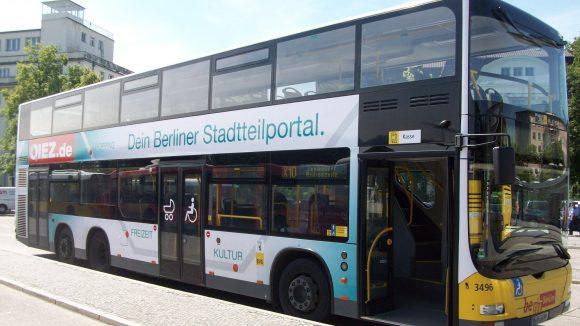 """So sieht er aus: """"unser"""" Bus!"""