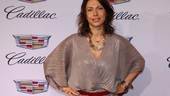 Sehen wollten es am 27. November jede Menge Stars. Zum Beispiel Schauspielerin Jana Pallaske ...
