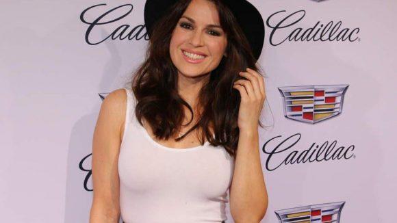 ... Schauspielerin Natalia Avelon waren auch dabei.