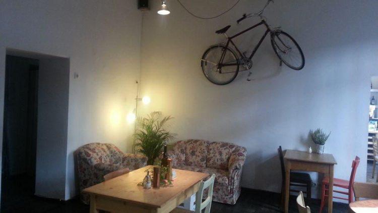 Wenn das mal nicht nach einem typischen Berliner Café aussieht ...