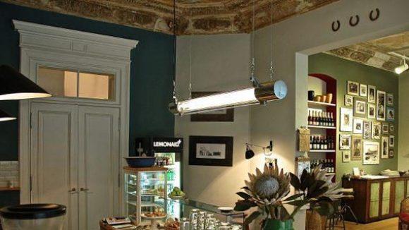 Schöne Dinge findet man im neuen Coffee Room in der Saarbrücker Straße.