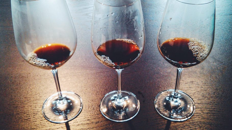 Weil Kaffee fein wie Wein ist, sollte er aus Gläsern getrunken werden.