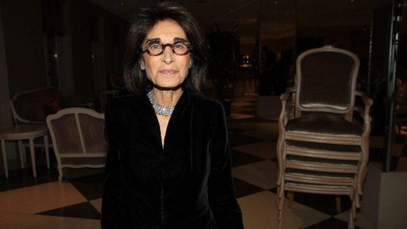 New Yorkerin mit jüdischen Wurzeln: Carol Kahn-Strauss, International Director Leo Baeck Institute.