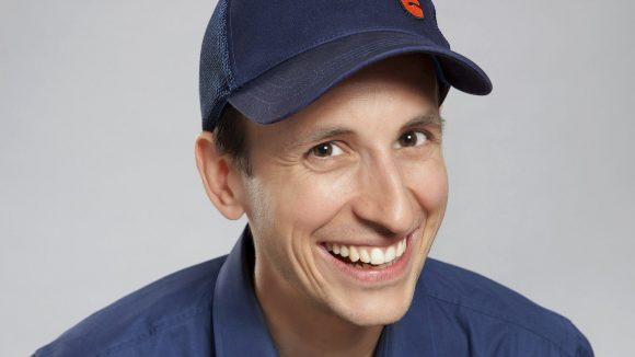 """""""GuseBerlin"""", die Late-Night-Show mit Chris Guse, startet im Januar 2013 in die zweite Staffel."""