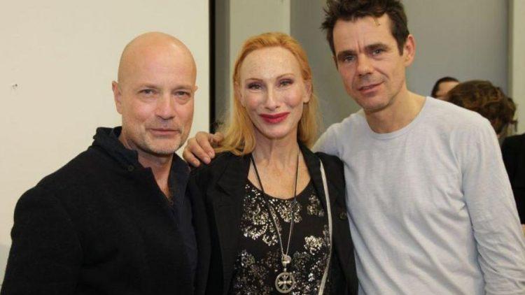 Christian Berkel, Andrea Sawatzki und Tom Tykwer. Bei der Auktion kamen insgesamt 303.900 Euro für One Fine Day zusammen.