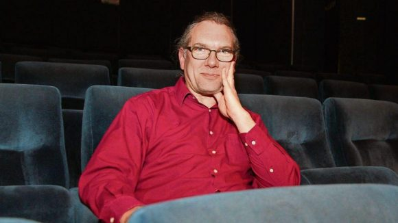 Christian Suhren ist Kinomacher und Chef des fsk Kino in Kreuzberg.