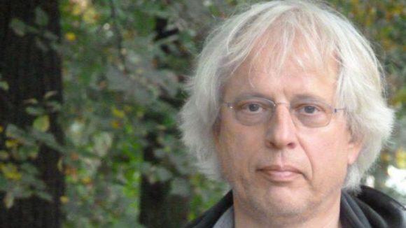 Der Autor und Historiker Christian von Ditfurth ist Wahlkreuzberger und liebt seinen Wrangelkiez.