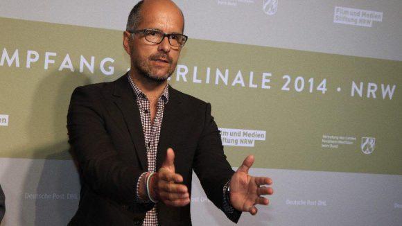 ... Christoph Maria Herbst, der bald im ersten Stromberg-Kinofilm zu sehen ist, ...