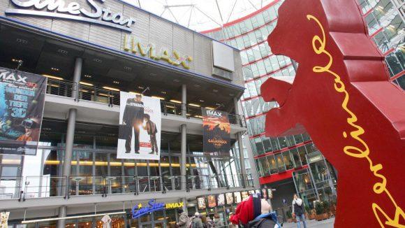 Das CineStar im Sony Center. Jeden Februar im Berlinale-Fieber.