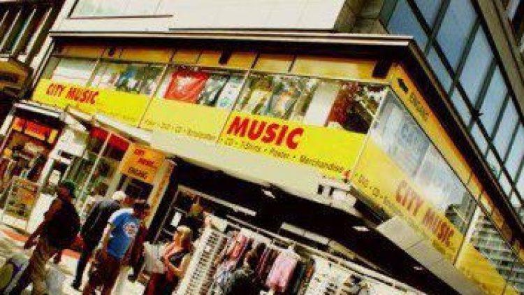 Nur noch wenige Wochen geöffnet: City Music am Breitscheidplatz