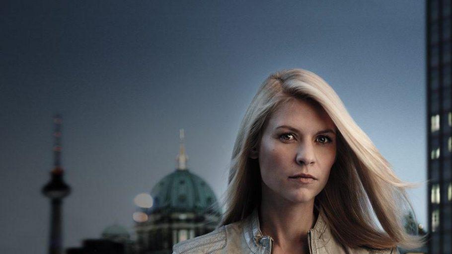 """Schauspielerin Claire Danes spielt in Homeland die Hauptrolle der Carrie Mathison. In Staffel 5 ist Berlin ihre """"Wirkstätte""""."""