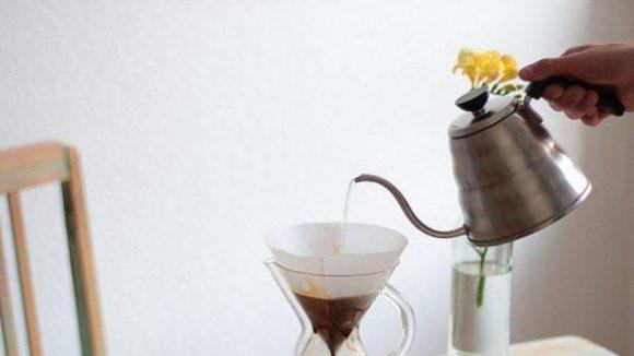 Filtercoffee is back: Zwei Monate lang wird in der Coffee Academy täglich frisch gebrüht.