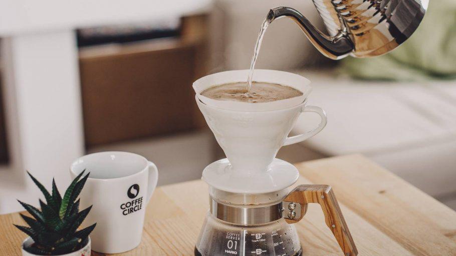 Kaffeekunst vom Feinsten erwartet dich eine Woche lang im Coffee Circle Pop-up-Café in Kreuzberg.