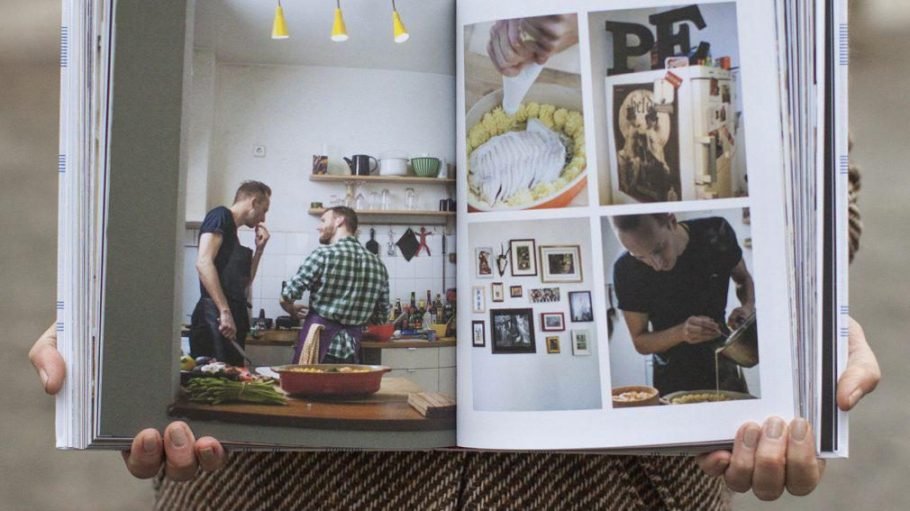 Das Kochbuch Comfort Zone versammelt Portraits und Rezepte von 24 Berlinern aus aller Welt.
