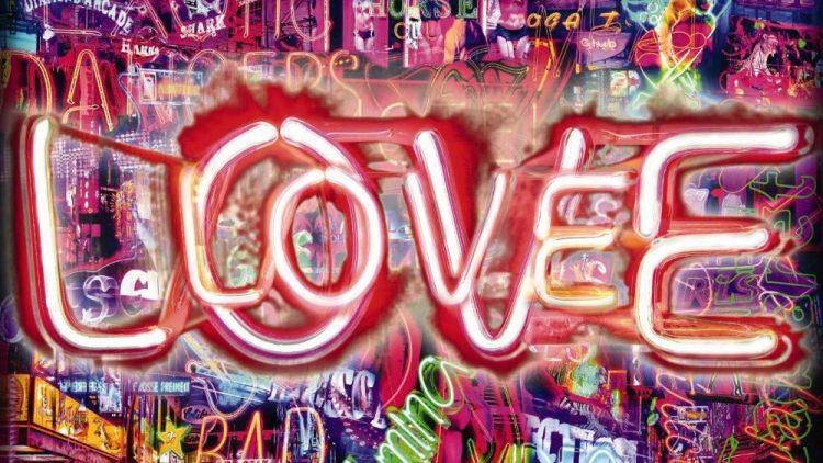 Aus dem Werk Compendium by Michael von Hassel, published by teNeues, www.teneues.com. Love II - 2014, Photo.