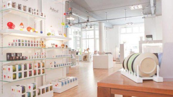 Lichtdurchflutet: Der Wohndesign-Shop ConceptRoom und die PR-Agentur Impulse by Communication haben seit Dezember ihren Sitz in Wilmersdorf..
