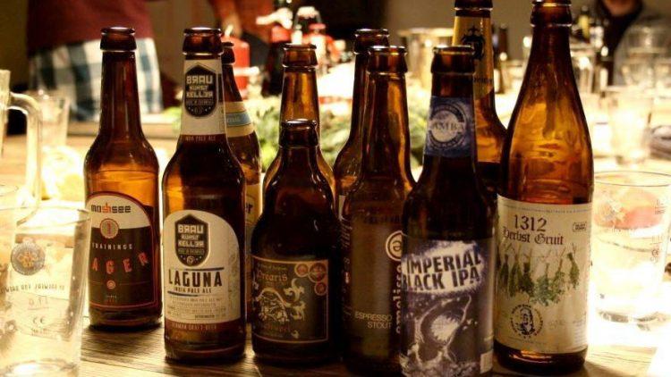 Ob Pale Ale, Lager oder Stout, Craft Beer ist das Gebot der Stunde. Am besten schmeckt's bei Verkostungen von Mikrobrauereien.
