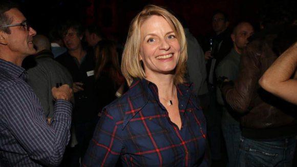 Die Potsdamer Schauspielerin Gunda Ebert.