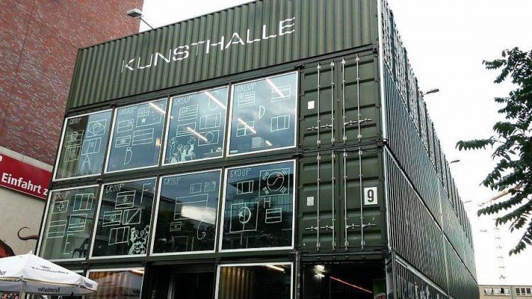 Das erste Crowdfunding-Festival Europas findet in der Platoon Kunsthalle in der Schönhauser Allee statt.