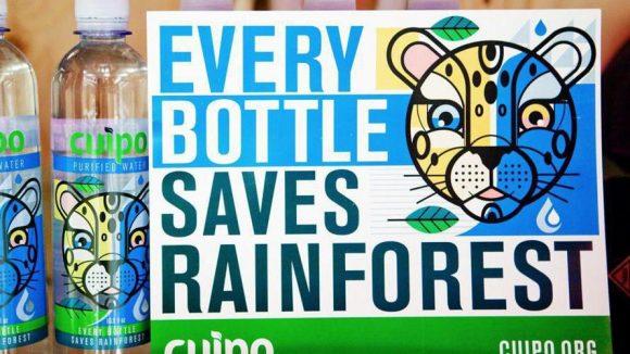 Mit einem Lifestyle-Produkt den Regenwald retten? Wie das funktionieren soll, haben die Macher auf einer Presseveranstaltung in Berlin erklärt.