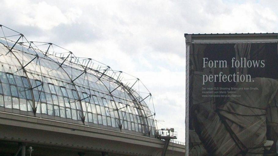 Aktuell wird in den Medien viel um das Dach des Hauptbahnhofs diskutiert.