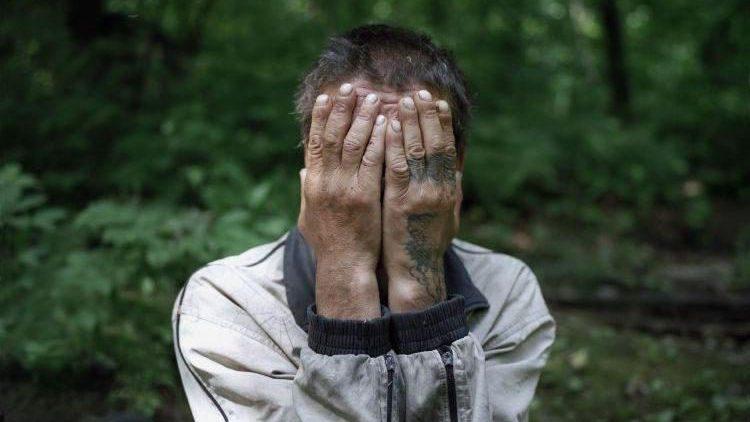 Danila Tkachenko: Escape 5 aus der Serie Escape, 2013. Im Rahmen des MdF zu sehen in der Agentur 25books.