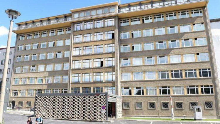 Das Stasi-Museum in Lichtenberg.