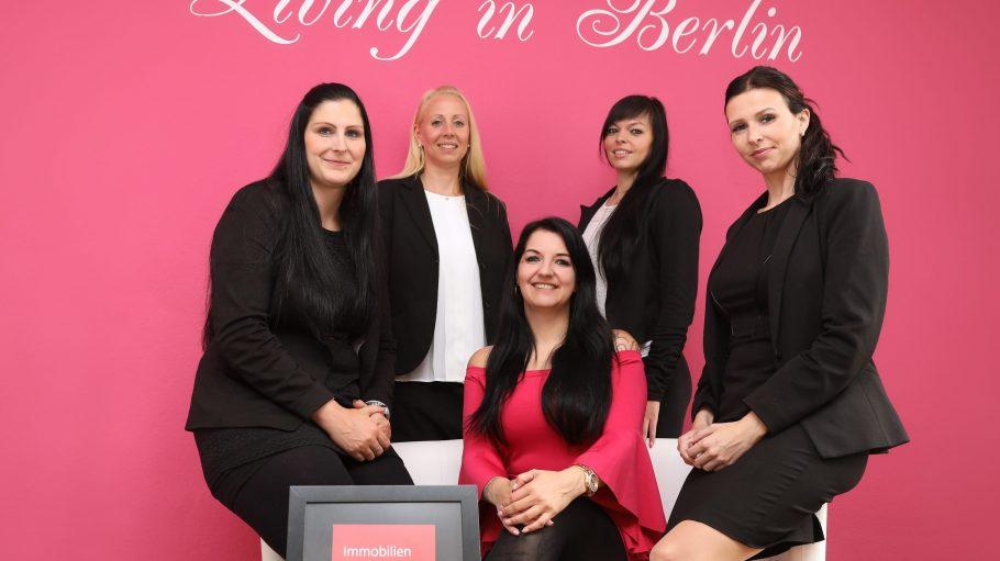 Starkes Team in Mahlsdorf – Living in Berlin gehört zu den besten Immobilienunternehmen 2017.