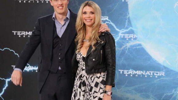 Produzent David Ellison und Frau Sandra Lynn Modic wollten sich das Event ebenfalls nicht entgehen lassen.