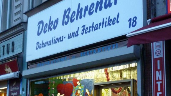 Willkommen in der bunten Welt von Deko Behrendt!