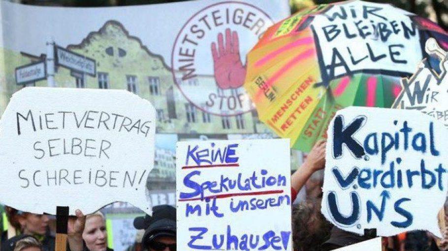 Viele Kreuzberger machen sich gegen den Bau von Luxuswohnungen stark. Ein Investor will den Protestanten mit einem Bauvorhaben entgegenkommen.