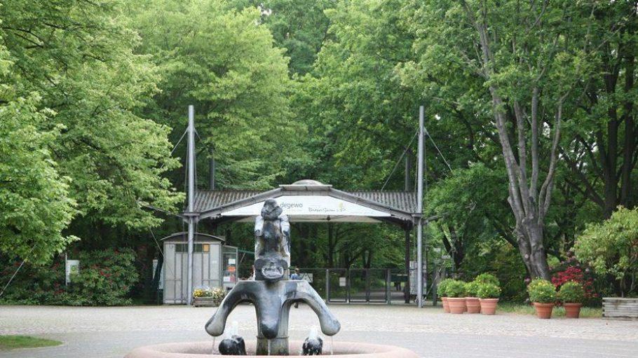 Über rund 90 Hektar dehnt sich der Britzer Garten, ein großes Stück Grün in Berlin. 1985 fand hier die Bundesgartenschau statt.