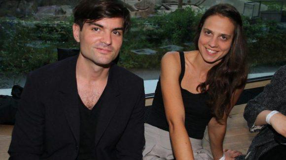 Designer unter sich: Ivanman und Bernadette Wüchner.
