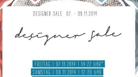 Designer Sale. (c)Promo
