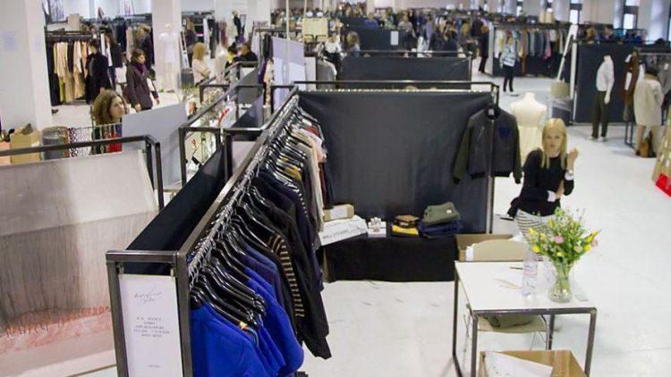 Der letzte Designer Sale in der STATION fand im April statt.
