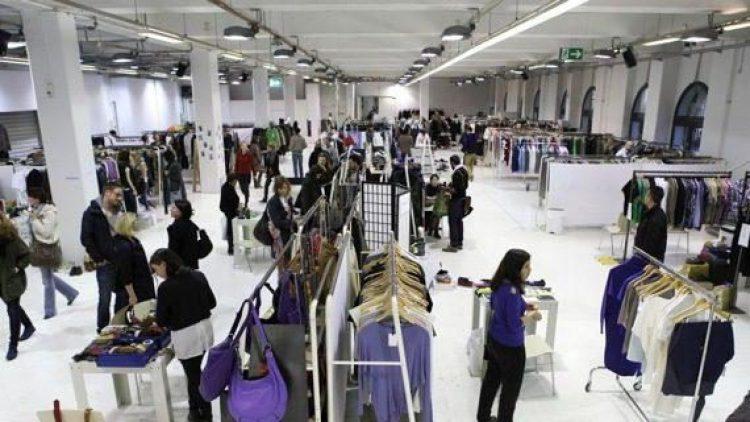 Hip, urban und gut besucht: Der Designer Sale findet an neuer Location statt